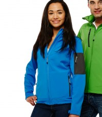 Ladies Arcola Soft Shell Jacket