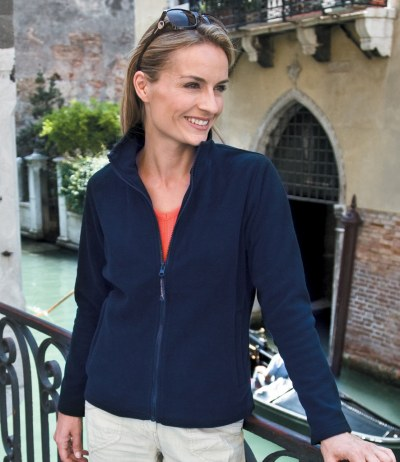 Ladies Horizon Micro Fleece Jacket
