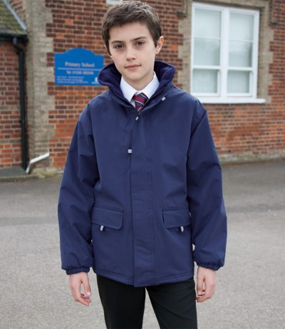 Kids/Youths Rugged Stuff Long Lined Coat