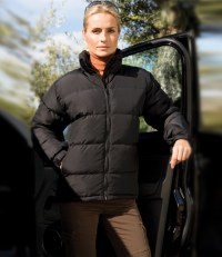 Ladies Holkham Down Feel Jacket
