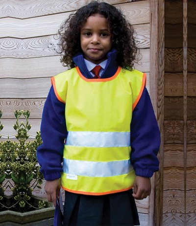 Kids Safety High-Vis Tabard