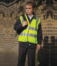 Kids Safety High-Viz Vest