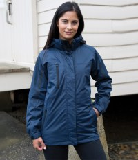 Ladies 3-in-1 Soft Shell Journey Jacket