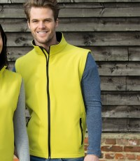 Printable Soft Shell Bodywarmer
