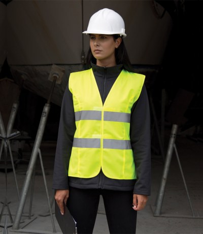 Ladies Hi -Vis Tabard