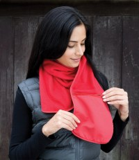 Polartherm Scarf with Zip Pocket