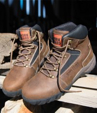 Carrick S1P Safety Boot