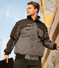 Zip Sleeve Heavy Duty Pilot Jacket
