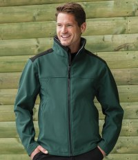 Soft Shell Workwear Jacket