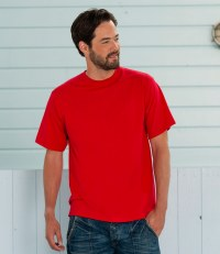 Classic Heavyweight Combed Cotton T-Shirt