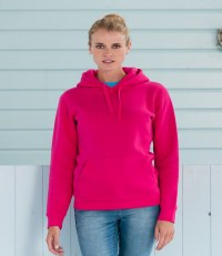 Ladies Authentic Hooded Sweatshirt