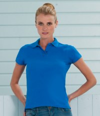 Ladies Ultimate Cotton Piqué Polo Shirt