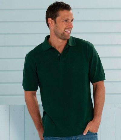 Hardwearing Poly/Cotton Piqué Polo Shirt