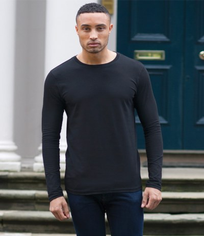 Feel Good Long Sleeve Stretch T-Shirt