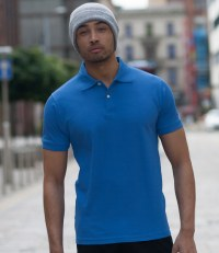 Cotton Slub Polo Shirt