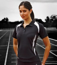 Ladies Team Spirit Polo Shirt