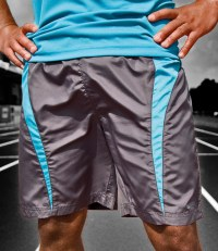 Micro-Lite Mesh Lined Team Shorts