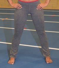 Ladies Fitness Trousers
